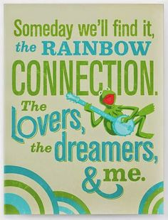 rainbow connection - Google Search