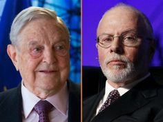 Paul Singer and George Soros: Billionaire Bookends of Globalist Opposition to Trump Agenda