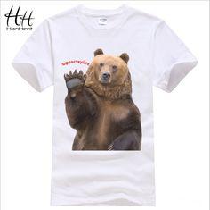 2015 Russian Style Fashion Men Tshirt Bruins Print Cotton Short Sleeve Round Neck T-shirts Tops Tees Summer Style T shirt TA0160 #camiseta #starwars #marvel #gift