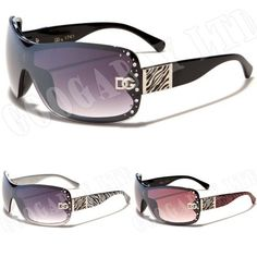 D.G womens ladies diamante designer sunglasses various colours 870 new