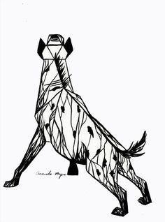 geometric hyena - Google Search