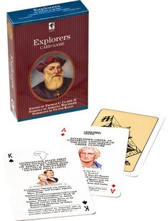 Invite 13 Literary Giants, Famous Explorers, Or Notable Inventors To Your Next Family Game Night