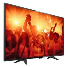 """Philips 32PHT4201/60  — 14650 руб. —  32-дюймовый жидкокристаллический LED телевизор PHILIPS 32PHT4101/60 «R», 32"""", HD READY (720p) поднимет домашний просмотр на новый, высокий, уровень. Разрешение 1366?768 пикселей, яркость экрана 200 кд/м2 и частота обновления кадра в 200 Гц обеспечивают предельно четкое, контрастное, детальное и максимально реалистичное изображение. Благодаря этим параметрам устройство воспроизводит видео формата HD READY, погружая зрителя в происходящее на дисплее и…"""