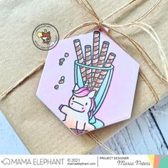 mama elephant | design blog: STAMP HIGHLIGHTS: Sweet Treats