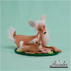 Amazon.com - Annalee 2009 Doe And Fawn http://www.amazon.com/gp/product/B001NZQEGK