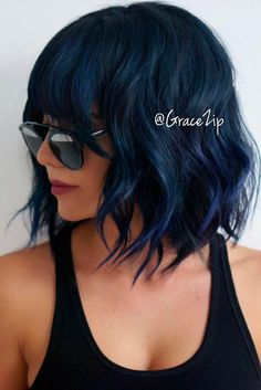 Hairstyles with bangs make every woman look sexier. See our collection of sexy hairstyles with bangs for every hair type.