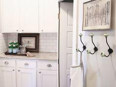 Farmington Model Home - Butler's Pantry