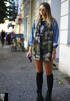 Cool and fashionable styles from the streets of the world