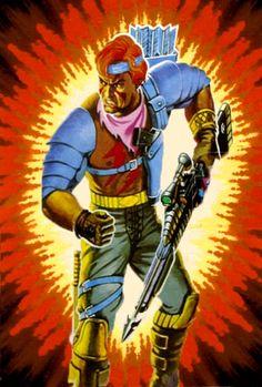 Dreadnok Zandar (Zartan's Brother)