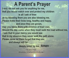 Parents Day Prayer, in Islam, short Prayers, Teenager Prayers