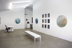 various: water colour on canvas, Anita Levering @ Sanderson Gallery, Auckland, 2015