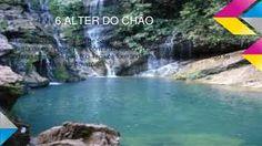 Resultado de imagem para lugares bonitos em Santarém pa