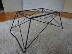 Mid Century Cats Cradle Coffee Table Base By RetroEvolutionDesign $105