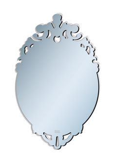 """Specchio in acciaio / Stainless Steel Mirror """"Eccentrico""""    Sizes: 730x1200 mm, 0,53Kg - 550x900 mm 1,35 Kg - 335x550mm, 1,95 Kg  Material: Ni/Cr 15/10 mirror-finish Stainless Steel (hardness, unbreakability, duration in time, strong corrosion resistance and sudden temperatures changes). Extremely luminous, unbreakable and antistatic.    www.glocaldesign.it"""