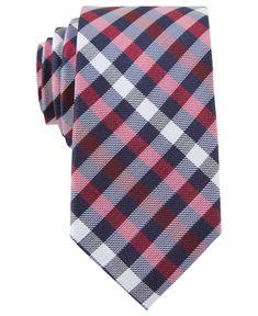 Penguin Tie, Odo Plaid Tie - Ties - Men - Macys