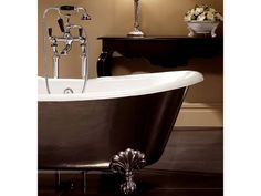 Cast iron bathtub ADMIRAL LUX Admiral Collection by Devon