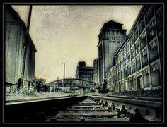 Fabrikenufergleis