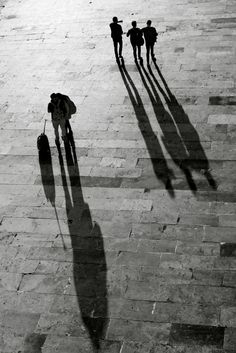 gaetanopezzella:  Evening shadows!photo Gaetano Pezzella