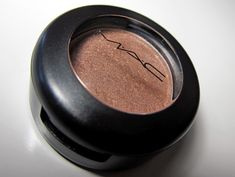 """MAC - All that glitters... Best bronze eye shadow, I  This color will FOR sure make Blue Eyes """"POP"""""""