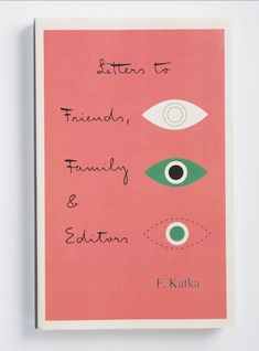 Kafka . http://www.printmag.com/imprint/the-wisdom-book-covers-of-peter-mendelsund/