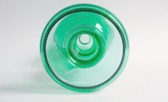 Beautiful green vase-candlestick,author Tamara Aladin- Carmen for Riihimaen Lasi,Finland art glass from 70s,rare. Heigh: 19 cm Weight: 494 g Good plus vintage condition,little scratches,micro chip (photo nr 5). Please, read our Shop Policies and responsible buying.