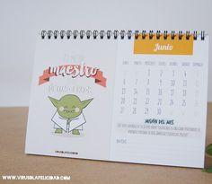 Tu mejor maestro es tu último ERROR.  Calendarios de mesa y de pared YA disponibles en http://ift.tt/1n71PmC   #virusdlafelicidad #calendario #calendari #felicidad #regal #regalo