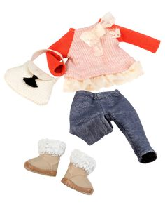 Outfits for Lori Doll in-store @ Target