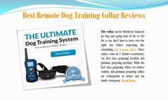 Remote training collars:-  The collar can be effortlessly balanced for dog sizes going from 10 lbs to 120 lbs so you don't have to stress over the right size before requesting this astonishing dog training collars. These collars come in 2 distinct assortments, viz. first class preparing neckline and platinum preparing neckline. While the first class preparing collars are battery worked, and platinum preparing collars are rechargeable in nature and are totally waterproof. Please read out our…