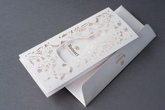 Ruinart - Création d'invitation Presse Ruinart Blanc de Blancs du studio Marianne Guély