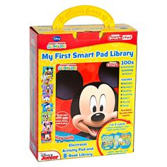 Disney Junior Mickey Mouse Clubhouse My First Smart Pad