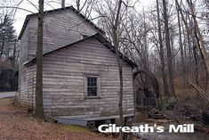 Gilreath's Grist Mill  Greer, South Carolina Been here too great experience