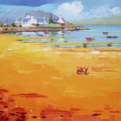 Wilson Davis Fine Art is a contemporary art gallery and framers, owned by husband and wife team Alan Wilson and Emma S Davis Watercolor Landscape, Watercolour, Coastal Art, Bottle Painting, Limited Edition Prints, Home Art, Contemporary Art, Art Gallery, Art Prints