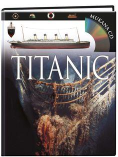 """Titanic-kirja sisältää jännittävää tietoa mahtialuksen uppoamisesta!  Oletko aina halunnut tietää, mitä Titanicin uppoamisessa oikeasti tapahtui? Laaja tietokirja kertoo kiinnostavasti yli sata vuotta sitten uponneen loisteliaan matkustajalaivan taustoista ja turmayön tapahtumista. Miten """"uppoamaton"""" laiva saattoi upota, ketkä olivat tarinan todelliset sankarit ja olisiko onnettomuus voitu välttää? Titanic"""