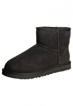 UGG Australia - CLASSIC MINI - Bottines - black