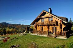 Srub Ostravice Home Fashion, Houses, Cabin, House Styles, Home Decor, Homes, Homemade Home Decor, Interior Design, Cottage
