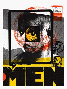 GigPosters.com - Men, The - Buildings - Stereo Confession