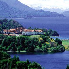 Llao Llao Luxury Hotel & Resort  Bariloche, Argentina
