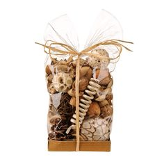 Pot Pourri, Vanilla Scented Mix, 300g