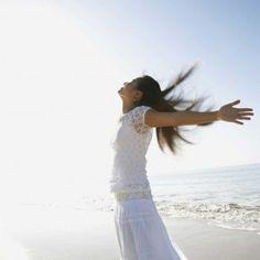 Come respirare bene e abbattere lo stress (clicca per scoprire il semplice esercizio!)