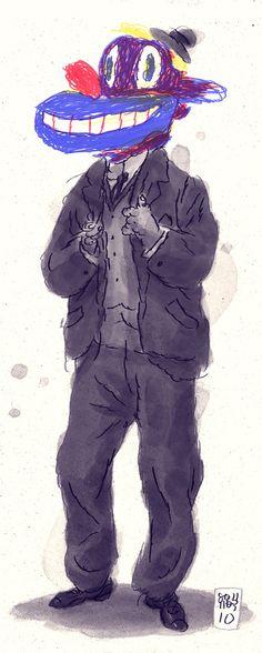 - character design - mikkel sommer