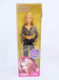 shopgoodwill.com - #34202143 - 4 Barbies-3 IOB & 1 Britney Spears Doll IOB - 10/31/2016 6:53:00 PM