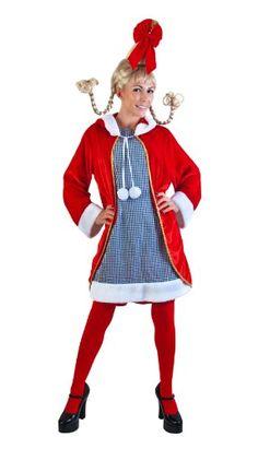 disney christmas costumes christmas costumes cindy lou adult cindy lou who costume Grinch Christmas Party, Grinch Party, Christmas Costumes, Xmas Party, Disney Christmas, Christmas Carol, Party Time, Christmas Ideas, Christmas Decorations