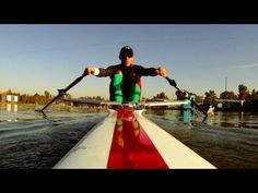 I rowed in high school.  Love it. Mentality of an Olympic Rower - Patrick Loliger 2012
