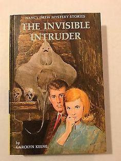 Nancy Drew The Invisible Intruder #46 1969  | eBay