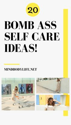 Self Care Ideas to Increase Self Love and Peace in Your Life. 20 Bomb Ass Self Care Ideas for Mental Health. Take Care of yourself and be selfish without all the guilt. Doing acts of Self Care is not Selfish, but a necessity! Health And Fitness Tips, Health Tips, Self Care Bullet Journal, Bullet Journals, Love You Unconditionally, Getting A Massage, Anxiety Tips, How To Get Rid Of Acne, Brain Health