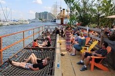 Places to go along the Delaware River in Philly