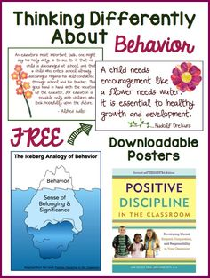 Thinking differently about behavior.