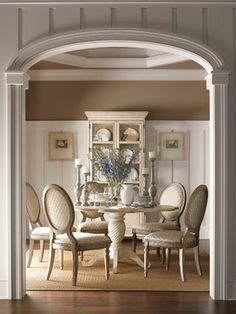 Merveilleux French Country Dining Room Love The Table And The Chairs