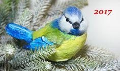 ватная игрушка, ватная елочная игрушка, синичка, синичка лазоревка, фигурка синичка, синица, елочная игрушка синичка, елочная игрушка из ваты, елочные игрушки из ваты, синичка из ваты, ватная синичка, ватная птичка, птица из ваты