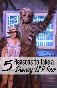Why to take a Disney